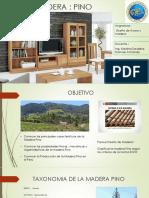 Madera Pino -Diapositivas - Completo