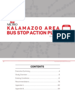 Kalamazoo Metro Proposed Transit Master Plan