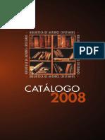 Catálogo BAC