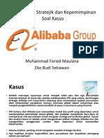 MAJIK-Soal Kasus Alibaba