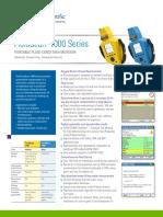 Data sheet fluid scan 100