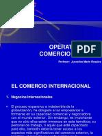 Operatividad de Comercio Exterior 2