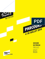 2019 Tour de France Press Kit