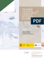 Plan Estrategico Antimicrobianos AEMPS