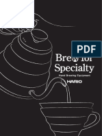 2016 Coffee Catalog