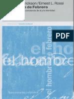 El Hombre de Febrero, Milton Erickson y Ernest Lawrence Rossi.pdf