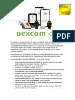 Review Nuevo Medidor Continuo de Glucosa Dexcom G6 Sin Calibraciones