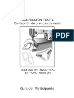 Confeccion Industrial en Ropa Interior GP