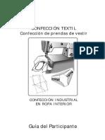 Confeccion Industrial en Ropa Interior GP