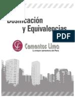 Edoc.site Dosificacion y Equivalencias Cemento