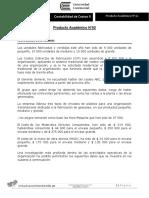 P.a Nº2 Contabilidad de Costos II