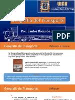 Geografia Del Transporte