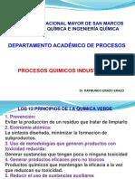 procesos quimicos industriales