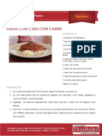 Pasta con Chilli con carne.pdf