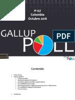 Encuesta Gallup Colombia S.A.