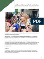 08-10-2018 - Inicia divulgación del Tercer Informe de Pavlovich Arellano - elsoldehermosillo