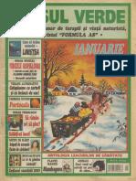 Asul Verde - Nr. 34, 2007
