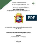 Informe de San Gaban Para Instrumentacion Electronica