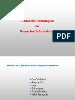 Plan de Procesos de  Informacion