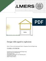 Design with regard to explosions - ULRIKA.pdf