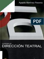 Cuaderno de Dirección Teatral