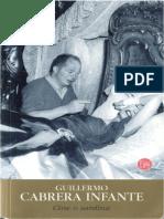 Cabrera Infante, Guillermo  - Cine o Sardina parte 01.pdf