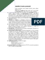 Amigdalite, bronsite, pneumonii