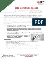 2017- IsO 31000 Gestion de Riesgo