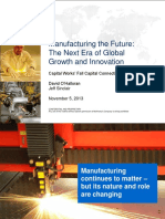 Mck_Future of Manufacturing - Growth and Innovation PREEZ