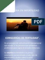 Consejeria en Infertilidad