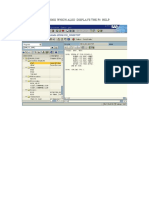 Dialog Programming Which Also Displays the f4 Help