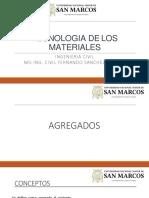 Tecnologia de Los Materiales III Agregados