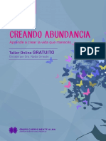 Creando Abundancia - Clase 2 - Dra Nadia Giraudo