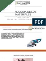 Tecnologia de Los Materiales II Normalizacion