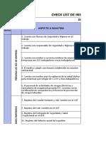 Inspeccion Especializada MDT 2018