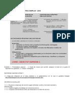 Guide de Contenus Unité 1