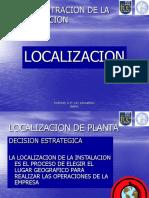 Info planta