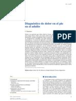Articulo Revision Dolor en El Pie