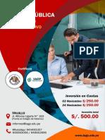 Diplomado Gestión Pública y Derecho Administrativo - 2