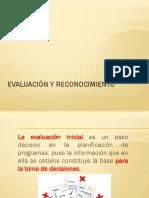 05 Evaluación y Reconocimiento