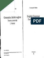 331273064 252698142 Constantin Paidos English Grammar 1 PDF PDF