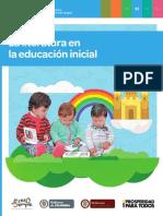 La Literatura en La Educación Inicial Gobierno COLOMBIANO