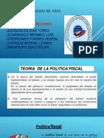 Grupo Nº 2 - Teoria de La Politica Fiscal