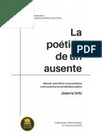 Ortiz, Joserra. La poética de un ausente.pdf