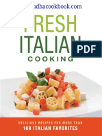 Fresh Italian Cooking - Yudhacookbook.com