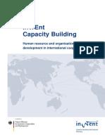 Capacity Building Englisch 2006-07-01