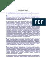 Diccionario de Economia Politica