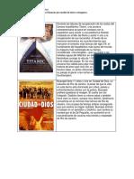 Mundos Literarios Actividad de Identificacion 1