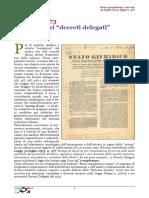 """30 Luglio 1973 La Madre Dei """"Decreti Delegati"""" - Cisl 477_30071973"""