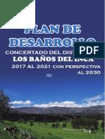 Plan de Desarrollo Concertado 2017-2021